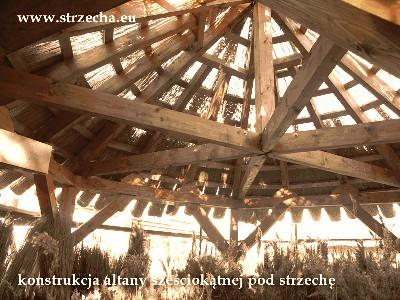 Drewniana Polska Zobacz Temat Budowa Altany